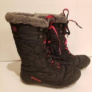 Columbia kids Minx III 200 gram waterproof boots